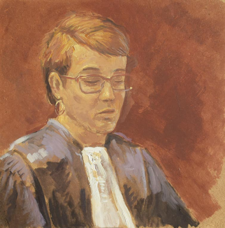 joris-le-dain-peinture-huile-sur-bois-proces-nantes-avocate-dessin-assises