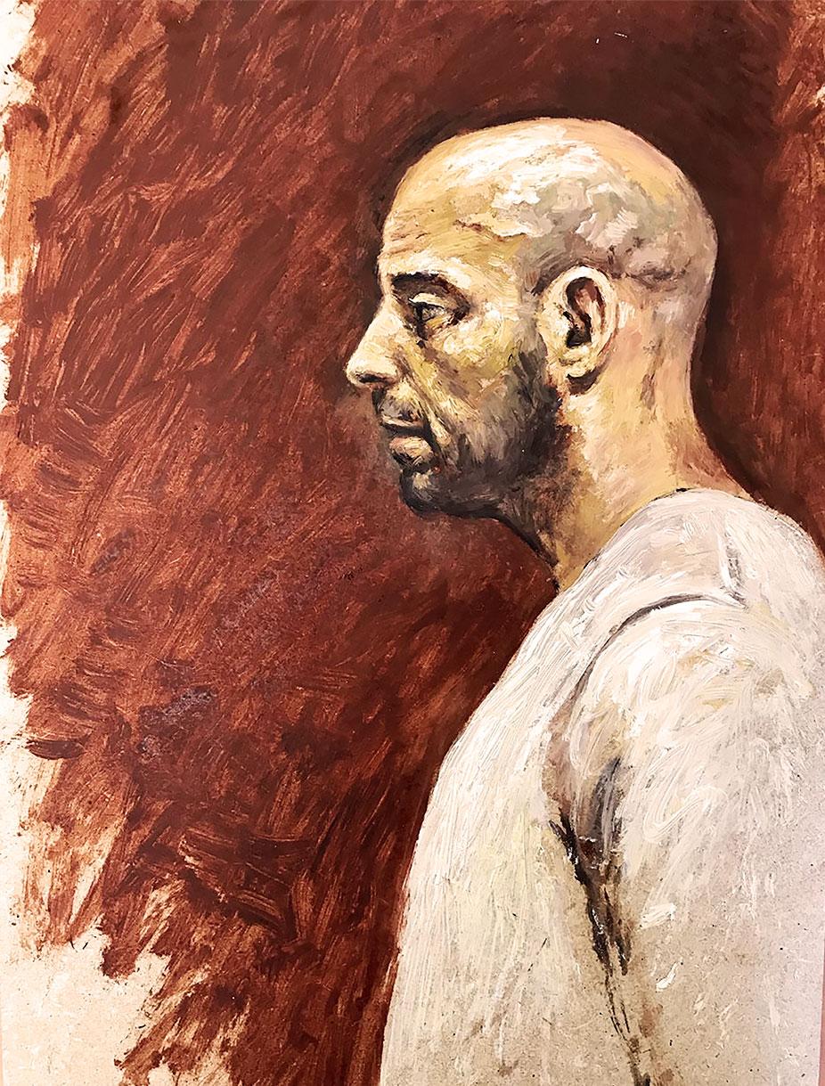 Joris LE DAIN - peintre illustrateur